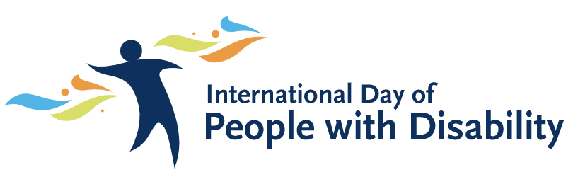 Logo International Day of People with a Disability